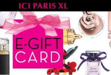 ICI Paris XL Gift Card