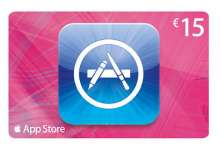 Apple App Store Card