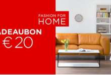Fashion For Home Cadeaubon